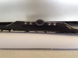 Nummernschild-Rückfahrkamera