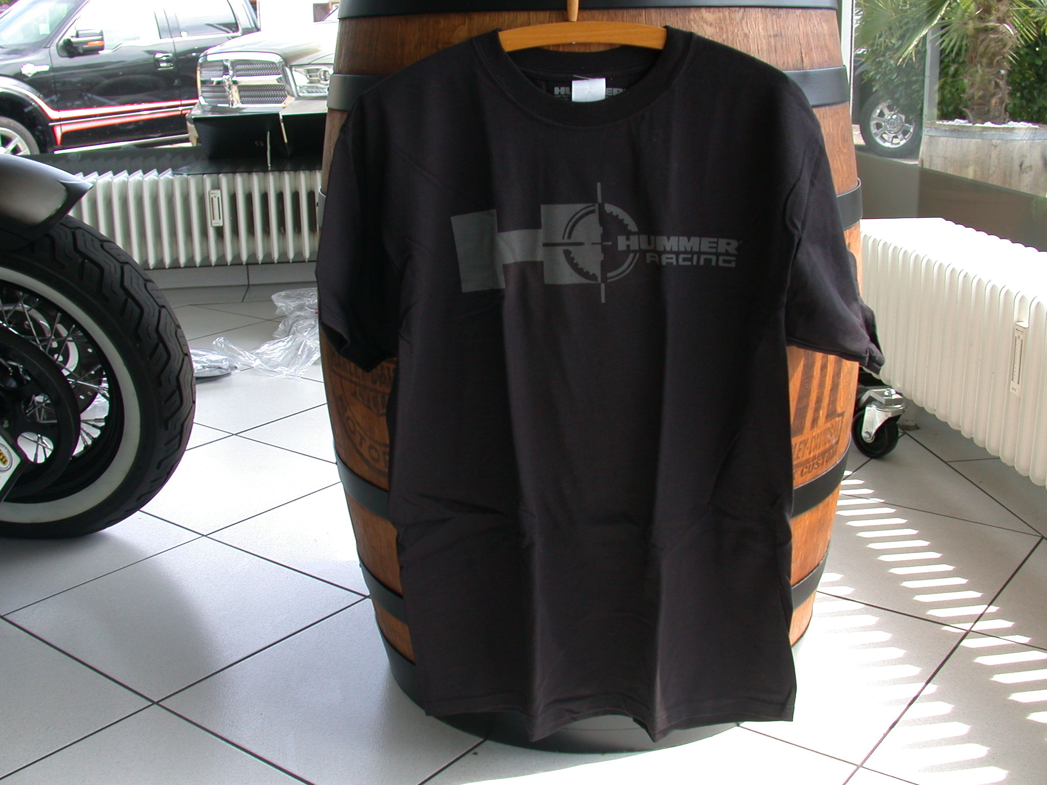 HUMMER Racing Shirt