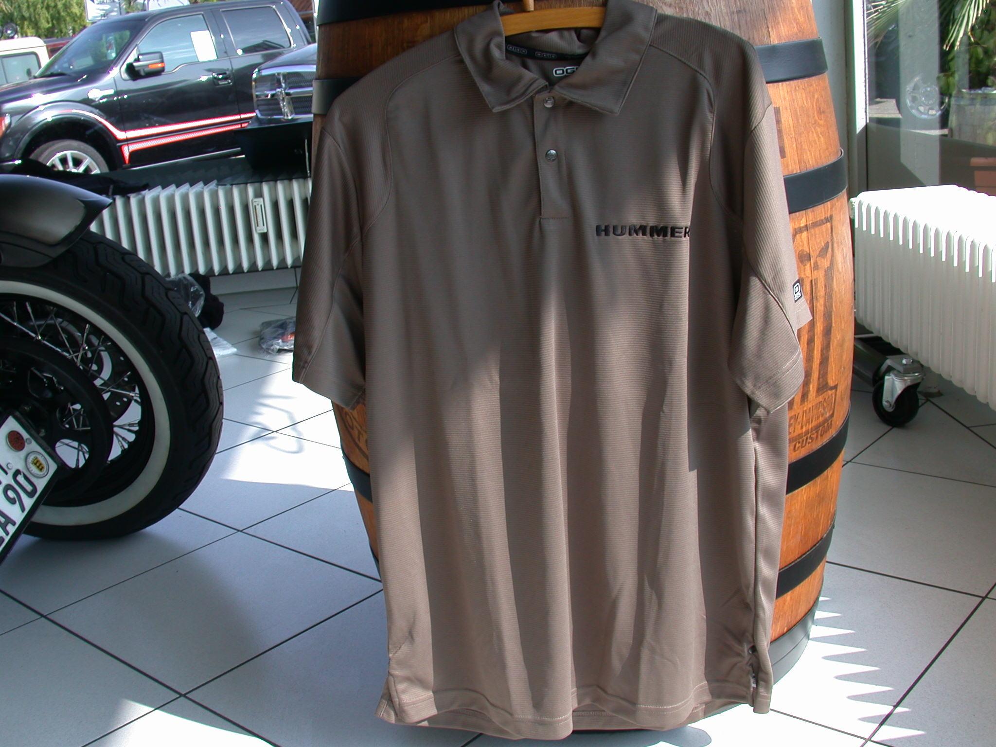 HUMMER Polo Hemd