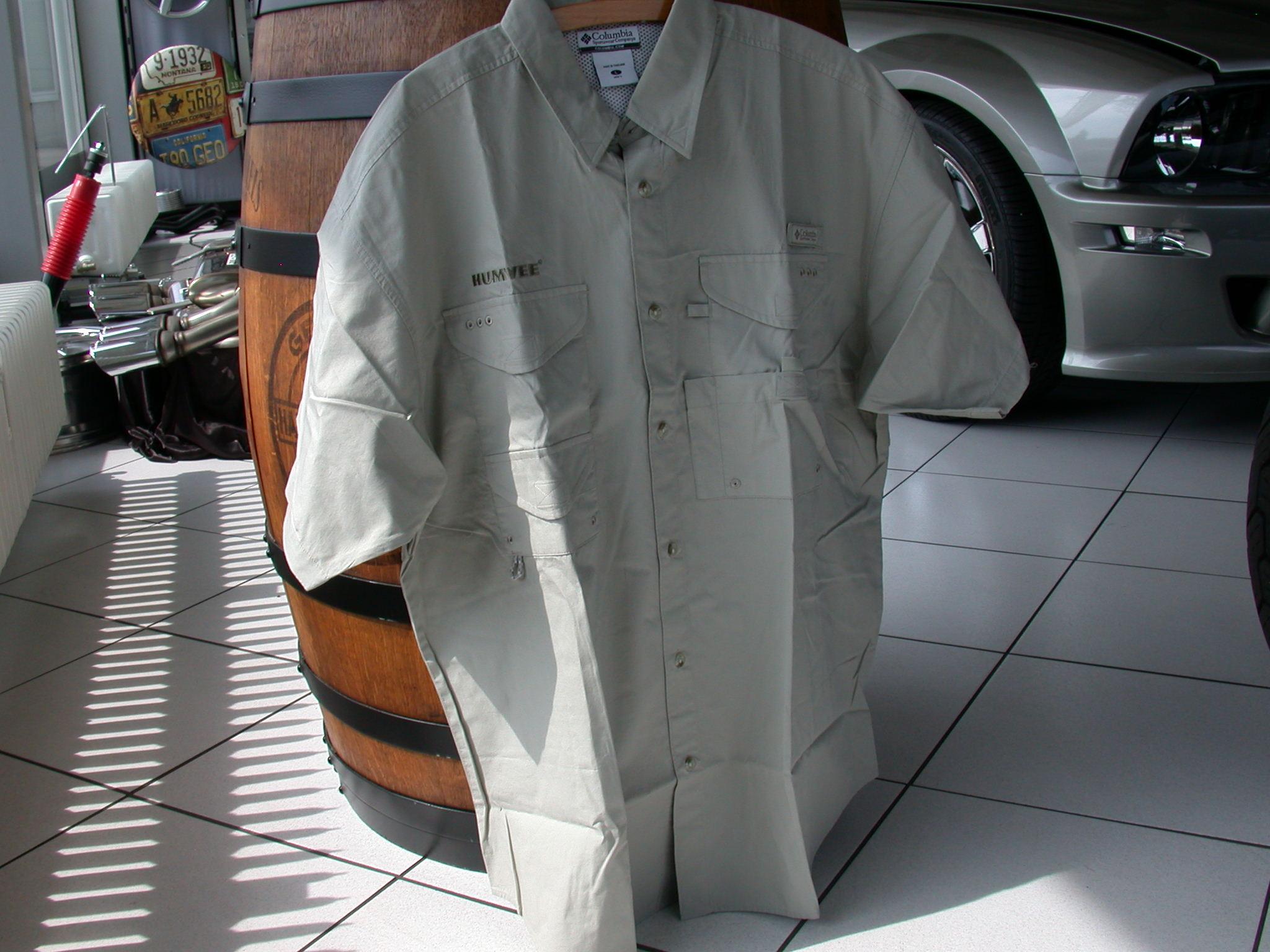 HUMMER Hemd