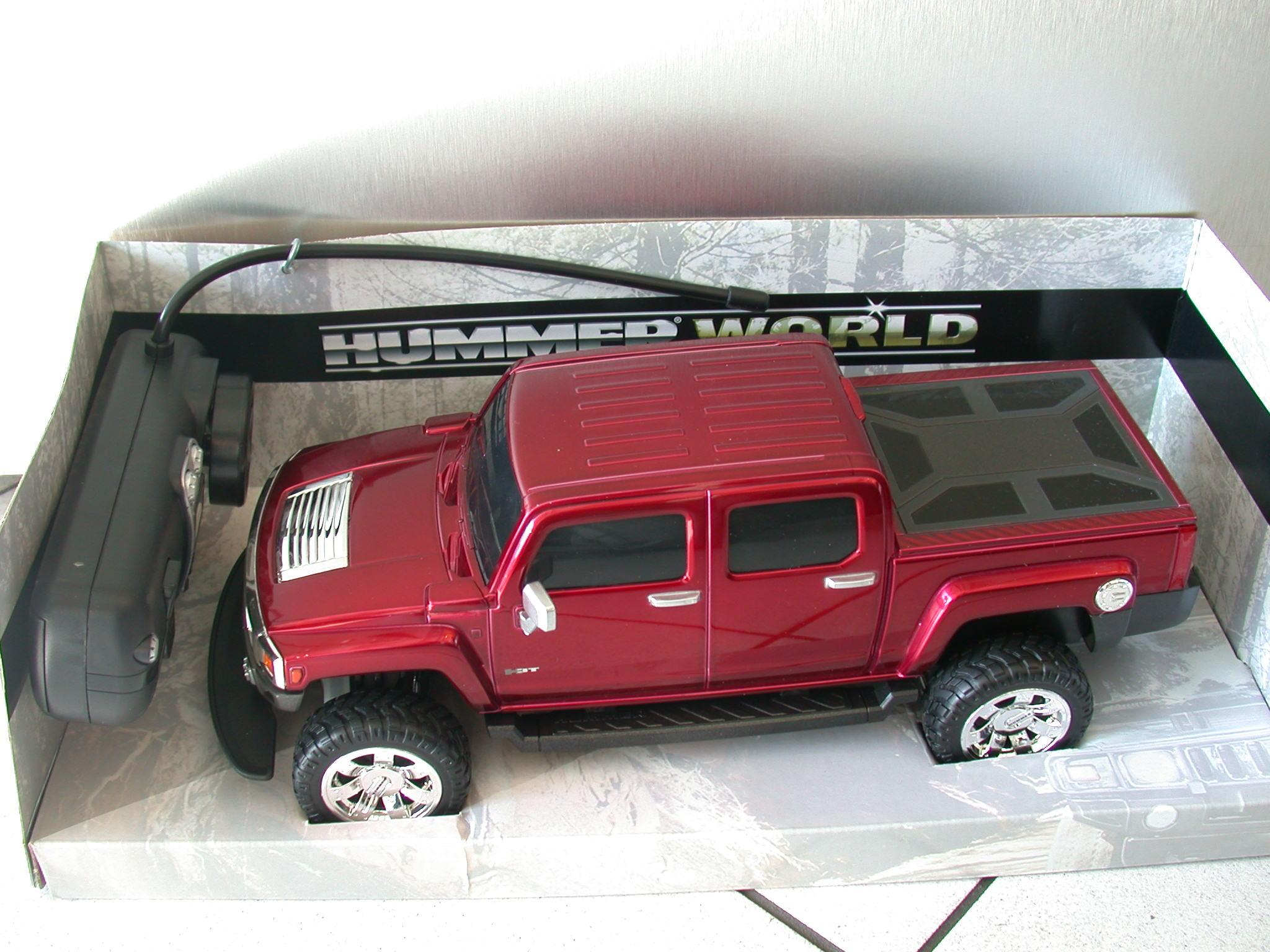 1:16 H3T Modell