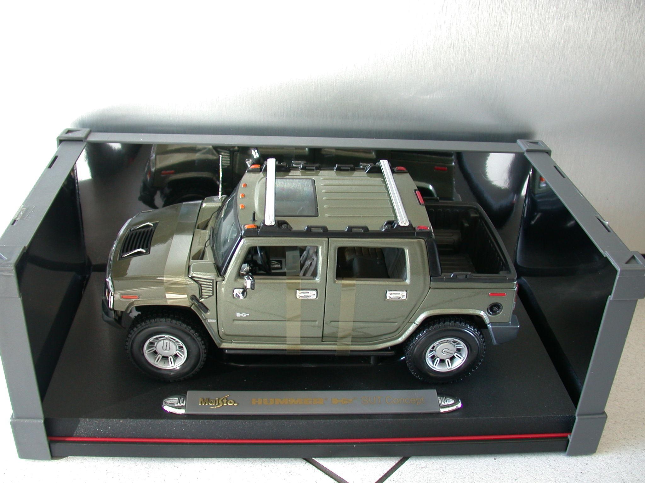 1:18 H2 SUT Modell