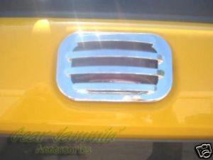 Hummer H2 Oberebegrenzungsleuchten Abdeckungen Aluminium