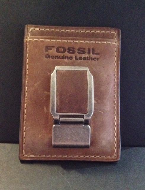 Fossil Geldclip