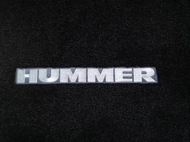 HUMMER H2 Fussmatten Set