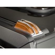 Hummer H2 Chrome Dachscheinwerferblenden