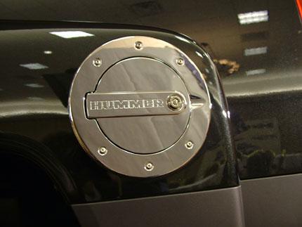 abschließbare Tankklappe Hummer H3 & H3T