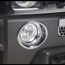 Hummer H3 Scheinwerferumrandung